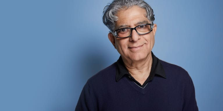 Deepak Chopra, M.D., On Love, Death & Mindful Awareness