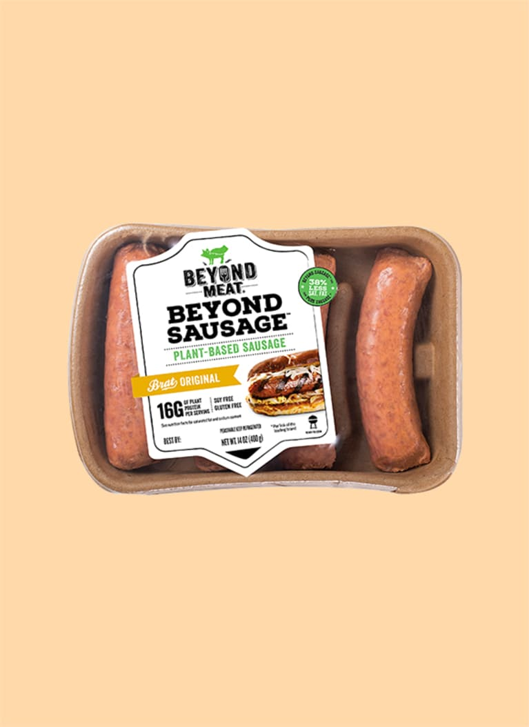 Beyond Meat Original Plant-Based Sausage