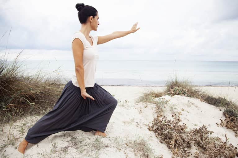 How To Use This Mindful Movement Exercise To Bust Stress & Recreate Your Life