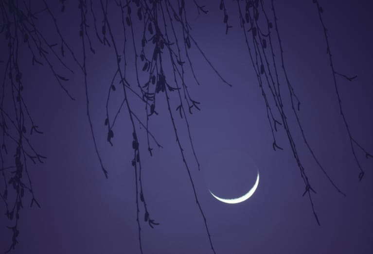 How To Use Tonight's New Moon To Set Powerful Intentions For 2017
