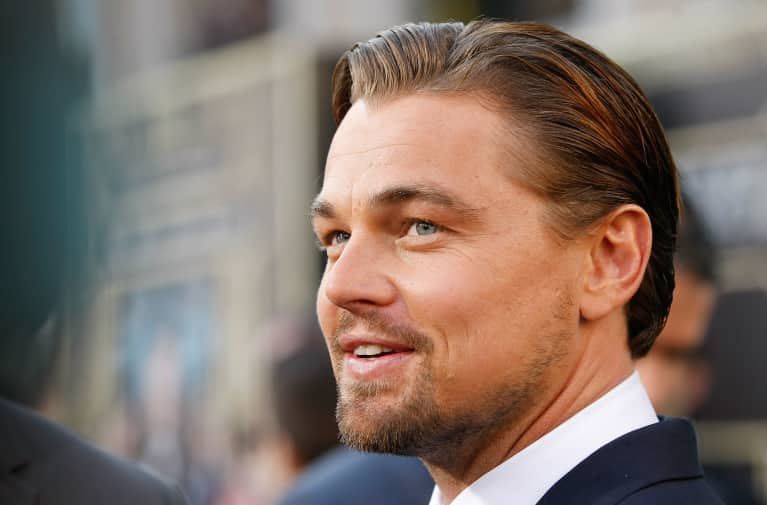 Leonardo DiCaprio Thinks You Should Eat This For Dinner Tonight