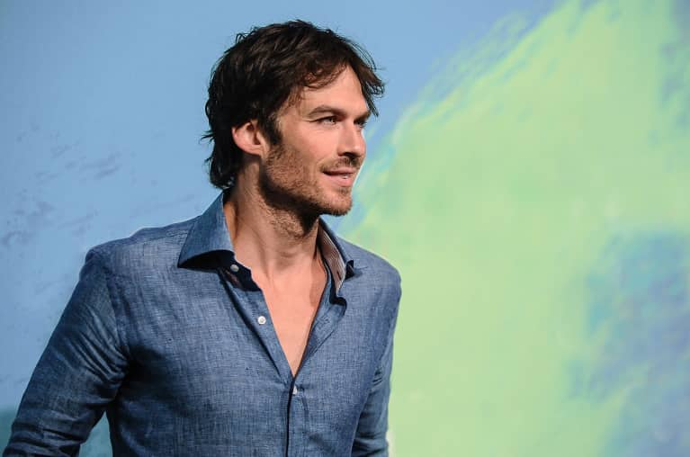 3 Eco-Friendly Changes Ian Somerhalder Wants You To Make At Home Right Now