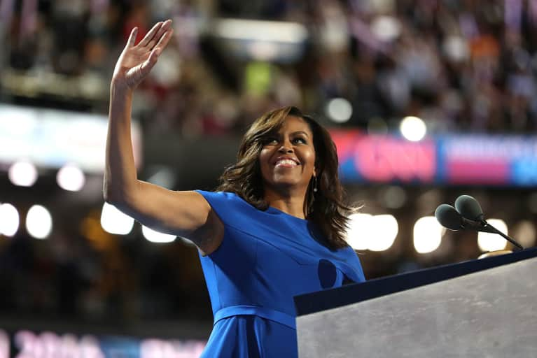 Here's What Michelle Obama's Workout Routine Looks Like Now