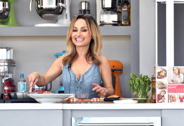 Chef Giada De Laurentiis Shares Her Genius Secret For Making Pasta Healthy