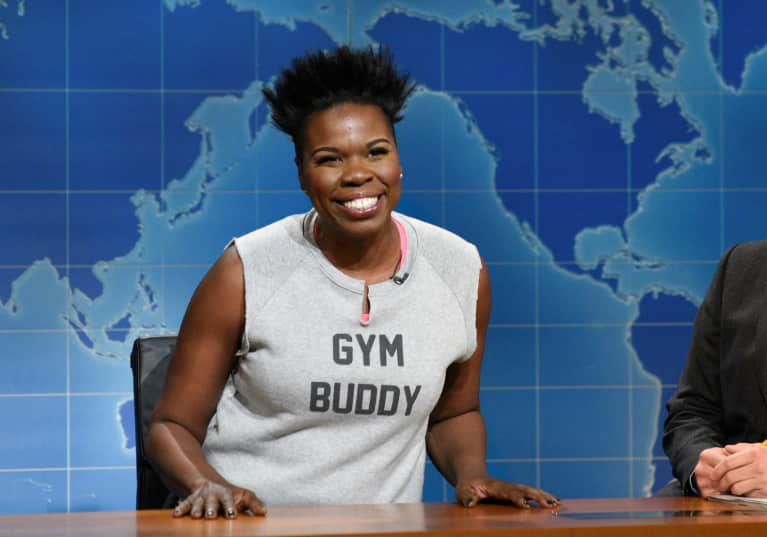 What SNL's Leslie Jones Can Teach Us About Real-World Wellness