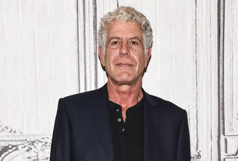 To Anthony Bourdain, With Gratitude