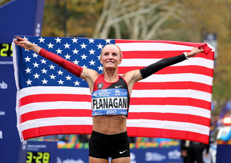 7 Surprising Facts About Shalane Flanagan, The First American Woman To Win The NYC Marathon In 40 Years