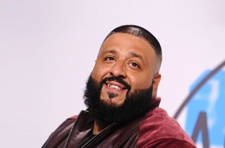 DJ Khaled On Reaching His Healthy Weight In 2018
