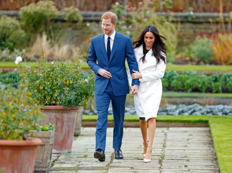 Everything You Need To Know About The Most Wellness-Centric Royal Wedding Ever