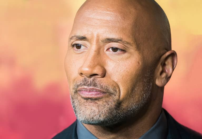 Dwayne 'The Rock' Johnson Has An Important Message For Anyone Struggling With Depression