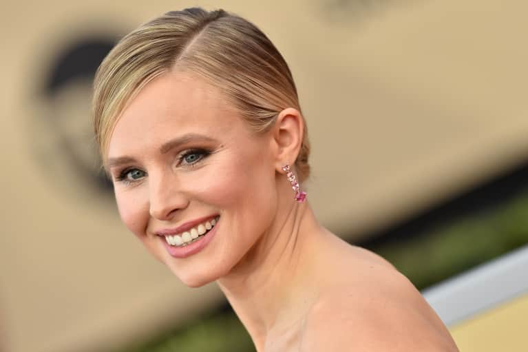 Kristen Bell Shares The One Piece Of Advice She Would Give Her Younger Self