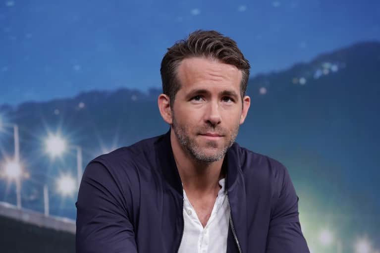 Ryan Reynolds Has Struggled With Anxiety His Whole Life. Here's How He Copes