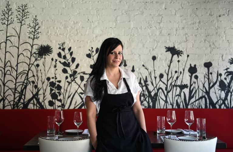 8 Things We Can Learn From NYC's Hottest Plant-Based Chef