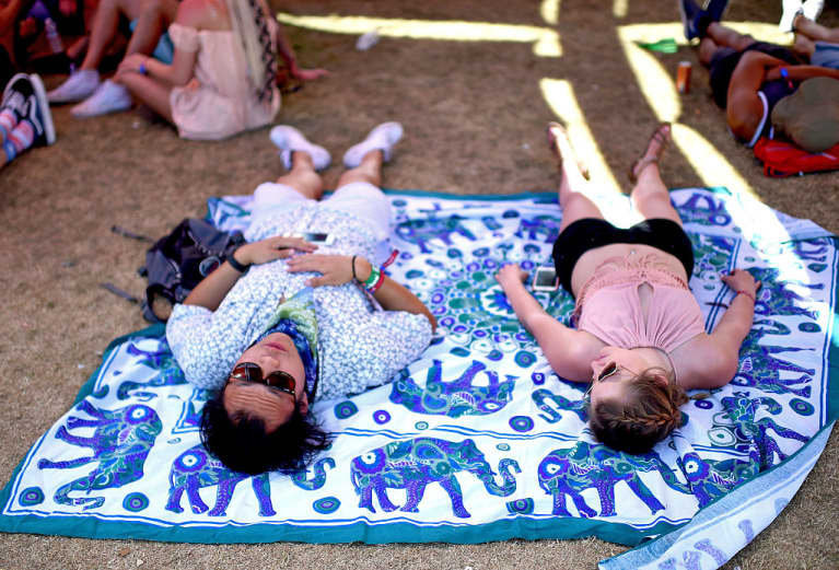 Can A Music Festival Be 100 Percent Sustainable? 7 Creative Ways Festivals Are Getting Close