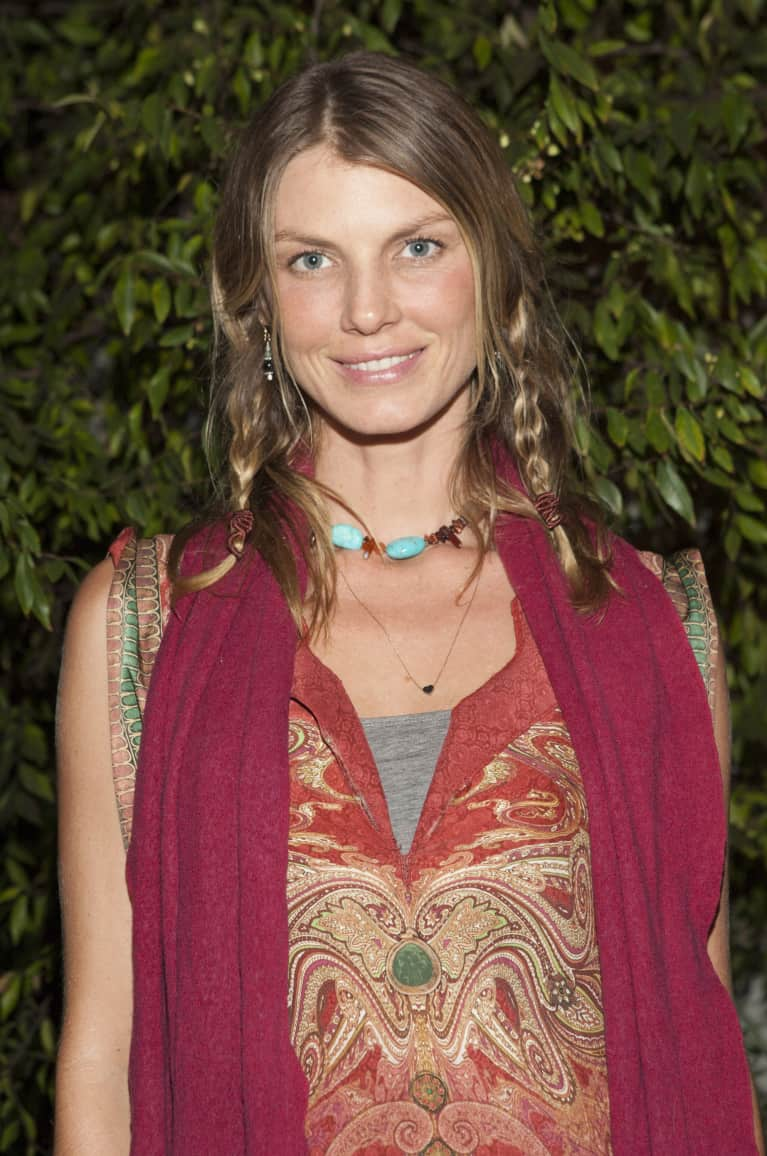 Supermodel Angela Lindvall's Wellness Secrets