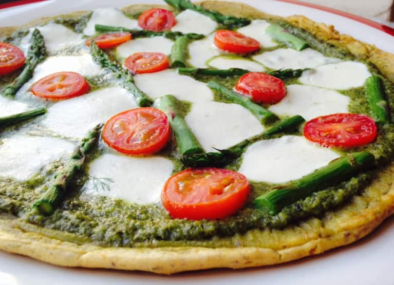 Perfect Weekday Dinner: Gluten-Free Pizza