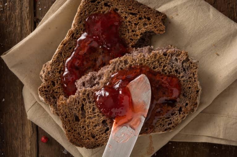 High-Protein, High-Fiber, Gluten-Free Bread