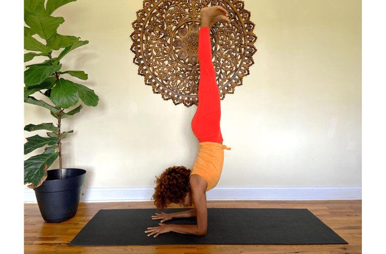 9 Advanced Poses To Level-Up Your At-Home Yoga Practice