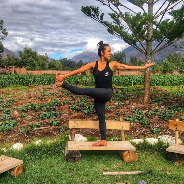 Everyone's A Little Bit Insecure... And Other Things I Learned Teaching Yoga Around The World