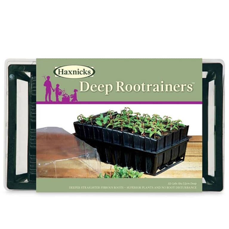 plastic root trainer for deep roots