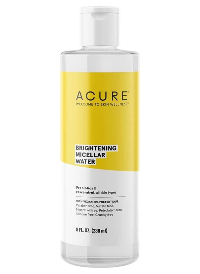 Acure micellar water