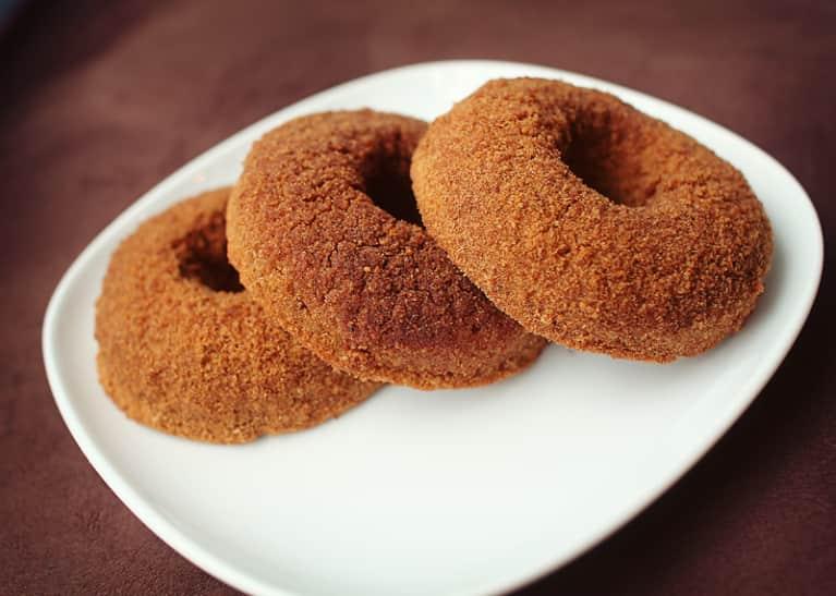 Gluten-Free Recipe: Cinnamon Sugar Donuts