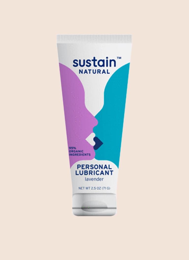 sustain organic lubricant
