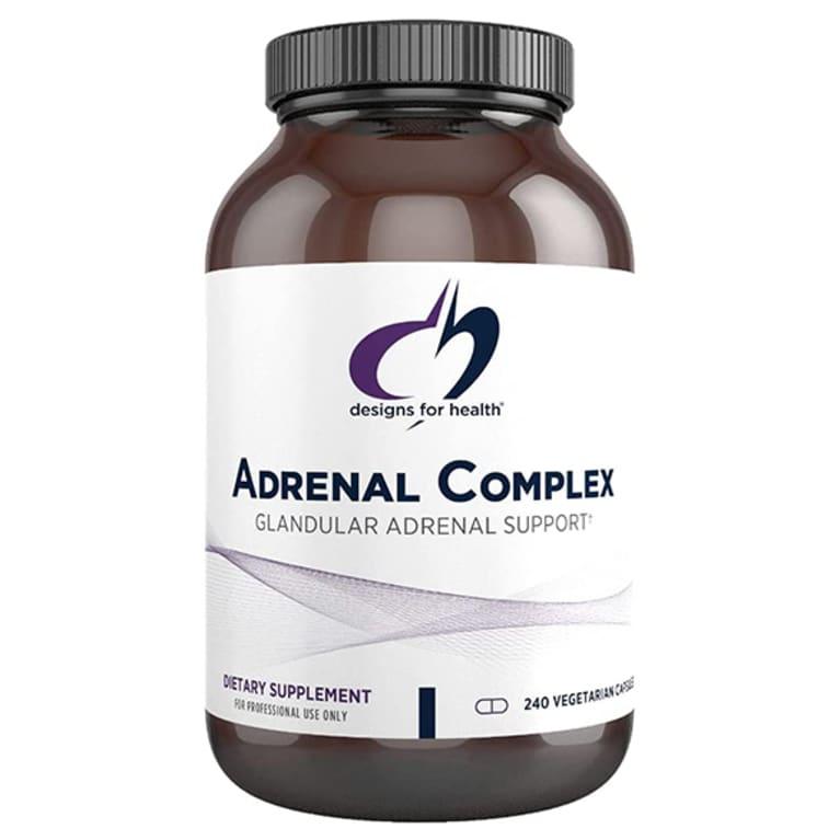Designs For Health Adrenal Complex bottle