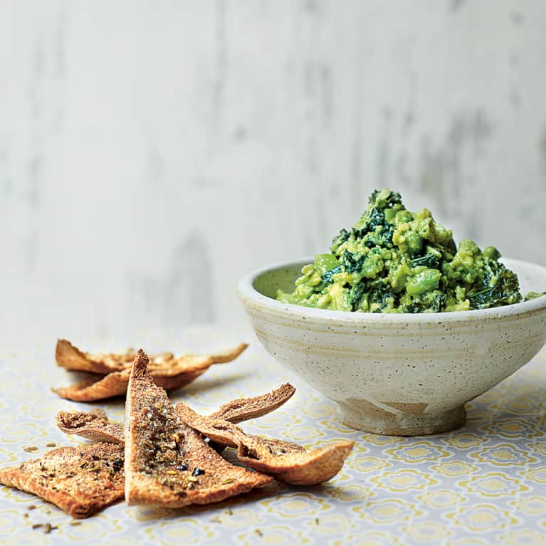 The Superfood-Packed Guacamole You Never Knew You Needed