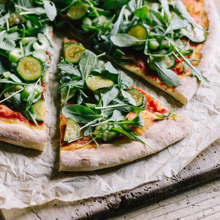 Keto-Friendly Pizza