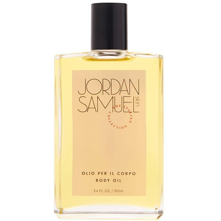 Jordan Samuel Olio Per Il Corpo