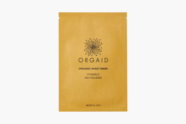 <p>Orgaid Vitamin C &amp; Revitalizing Organic Sheet Mask</p>