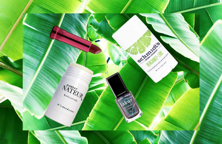 The 5 Most Important Beauty Swaps When You're Going Green