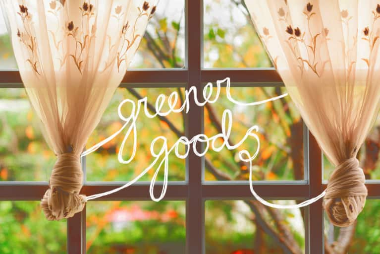 A Guide To Pretty, Eco-Friendly Curtains That'll Play Up Any Window