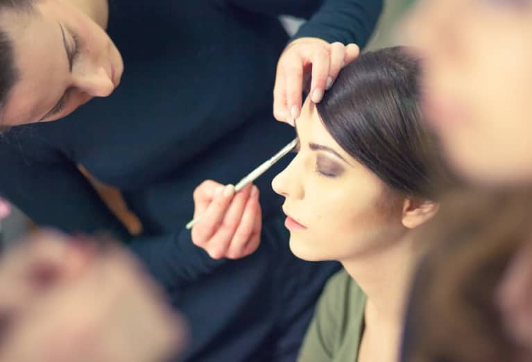 I'm A Professional Makeup Artist Who Uses Green Products. Here's Why