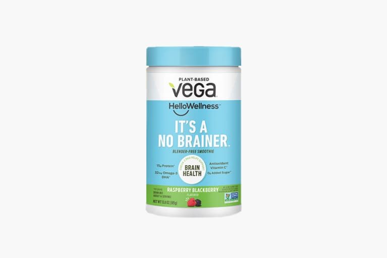 <p>Hello Wellness™ It's a No Brainer™ </p>