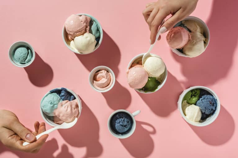 Ice Cream Pints Don't Belong In The Recycling Bin — Until Now