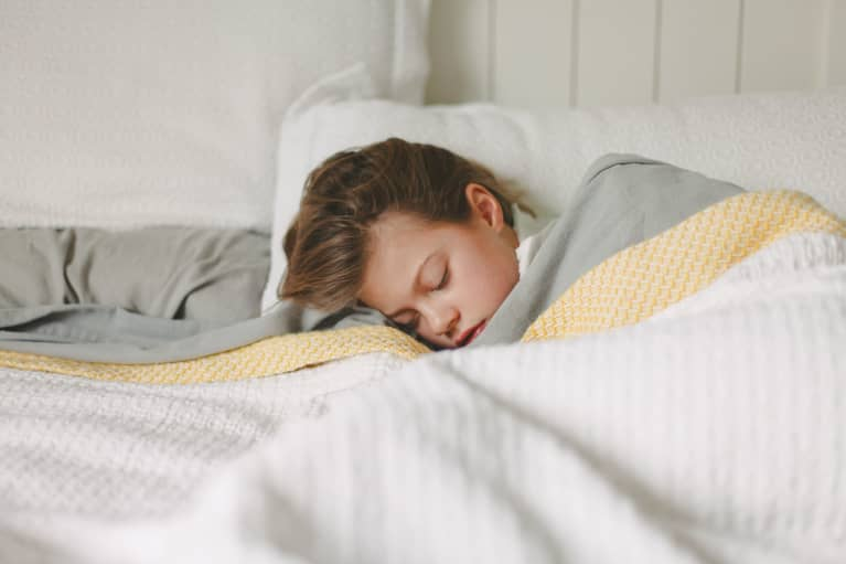 What To Do When Your Kid Has Bad Dreams: A Sleep Expert's Top Tips