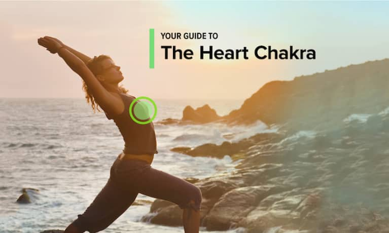 A Guide To Open Your Heart Chakra & Invite Love Into Your Life (Infographic)