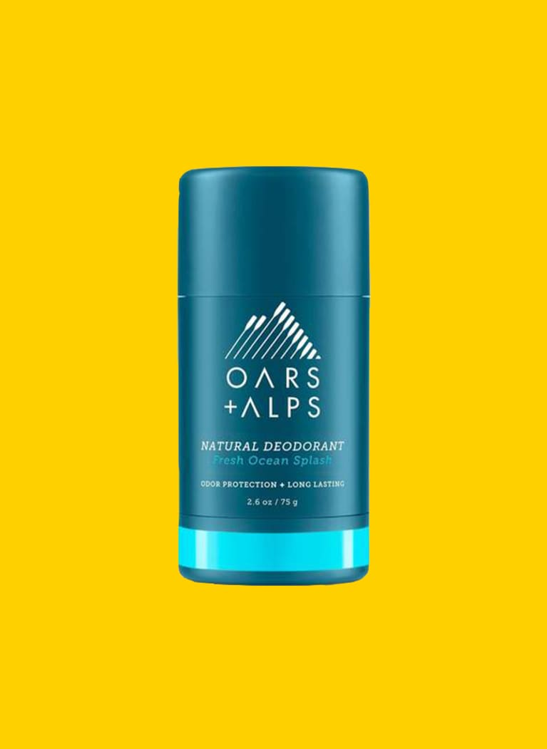 oars & alps deodorant