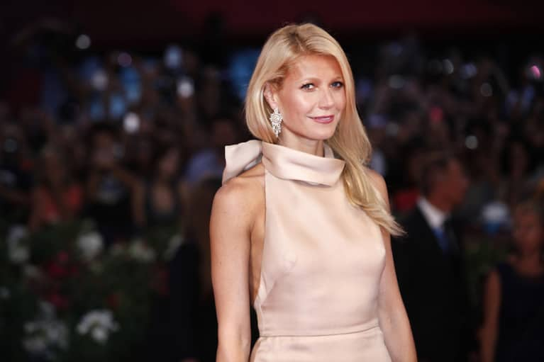 Gwyneth Paltrow's Natural, Vegan Skin Care Line Launches Today