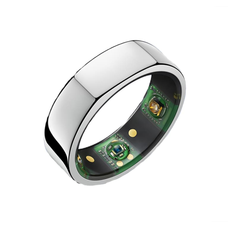 Oura Heritage Silver Ring