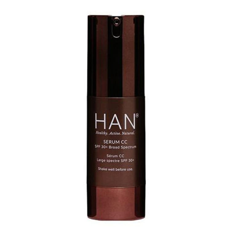 Han Skincare Cosmetics Serum CC with SPF 30+