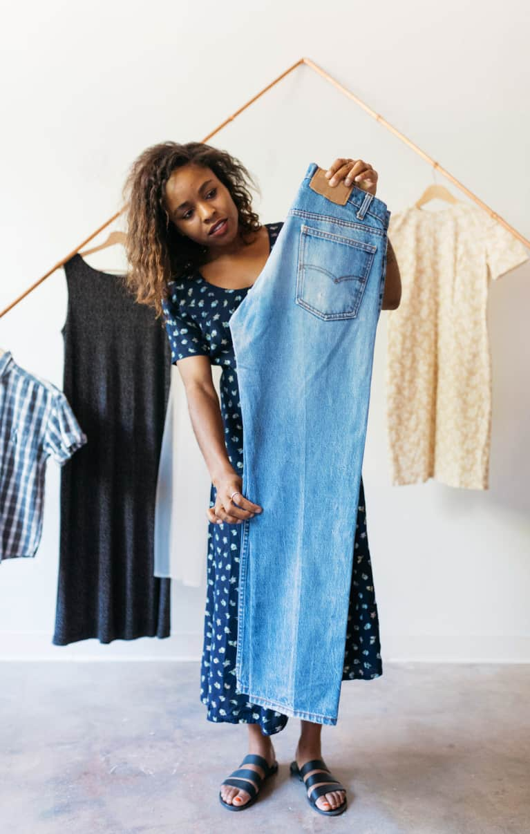 """The One Question That Helped Me Declutter My Closet (Hint: It's Not """"Does It Spark Joy?"""")"""