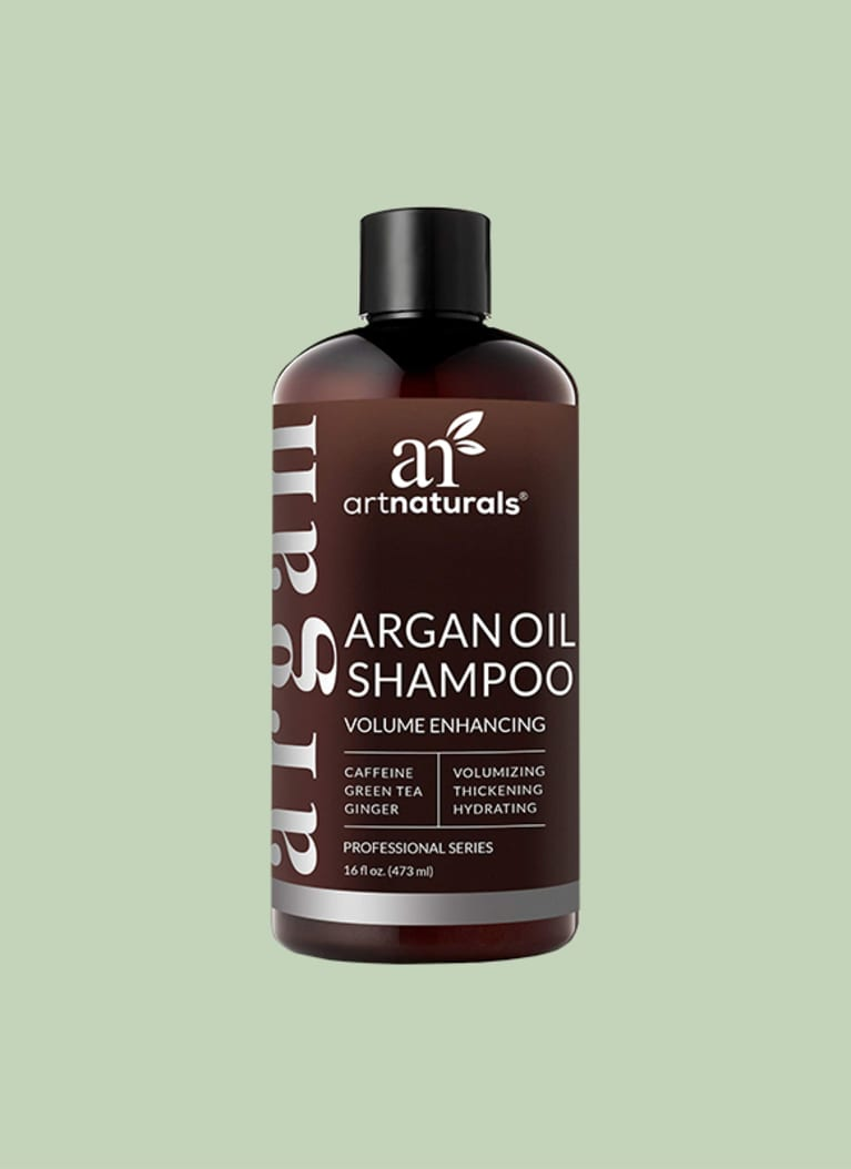 Art Natural Argan Oil Shampoo