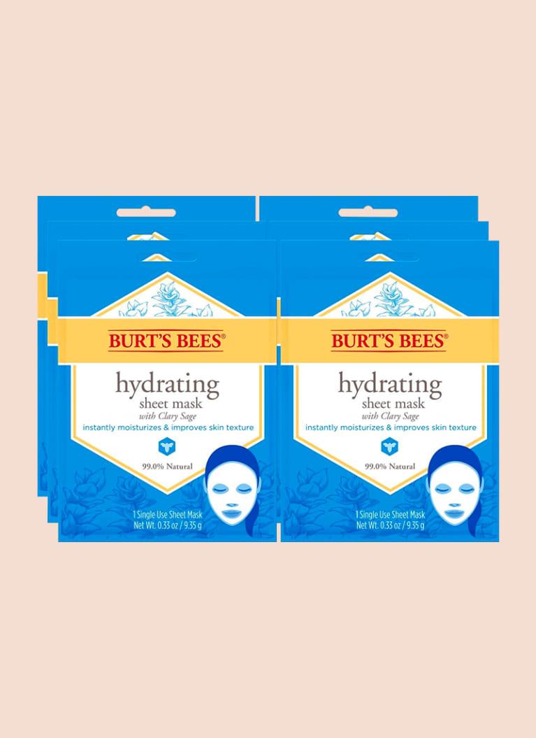 Burt's Bees Hydrating Single Sheet Masks