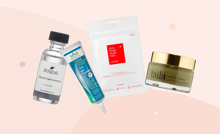 Feel A Zit Coming On? Here Are The 6 Must-Try Acne Treatments