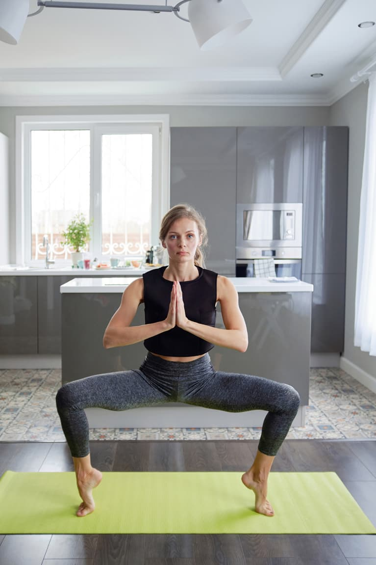 Your Legs Will Feel Like Jelly After This Efficient 4-Minute Inner-Thigh Workout