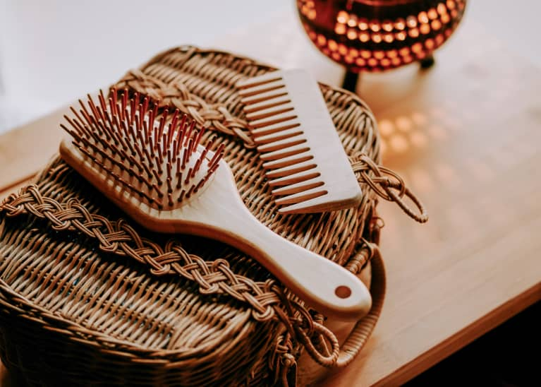 Bamboo Hairdressing Tools