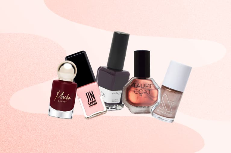 Glitter, Shimmer, Neons, Oh My: The 13 Best Clean Nail Polishes